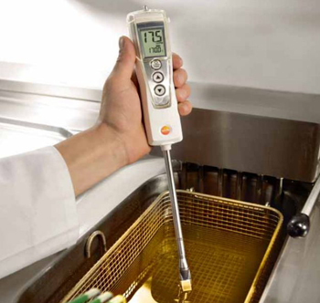 Testo 270 Oil Management and Fryer Monitoring Advanced System